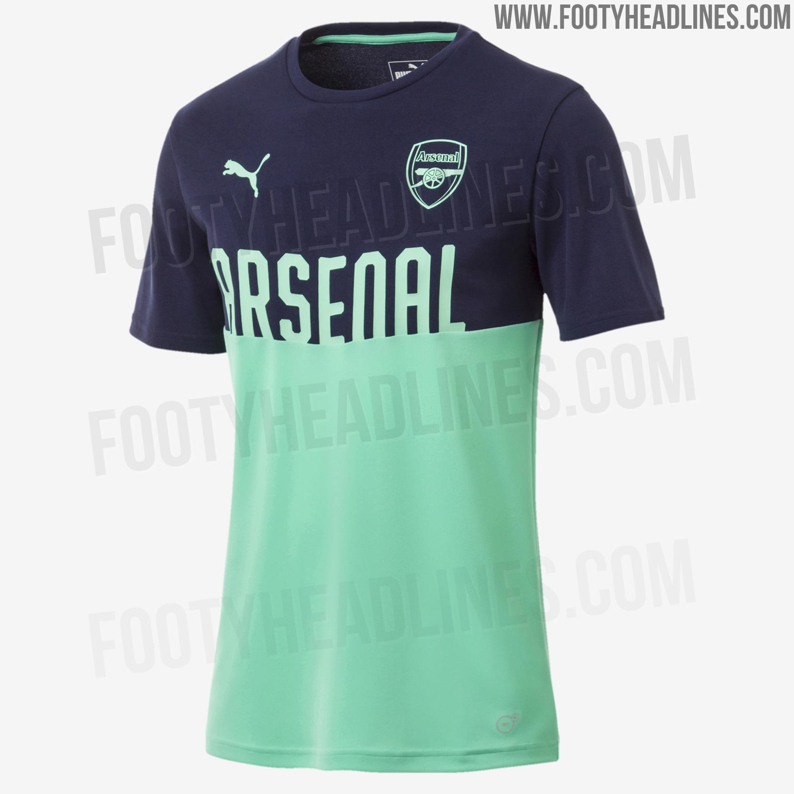 The new Arsenal 2018-2019 third jersey is set for a release in late July  2018. a5b27b42b